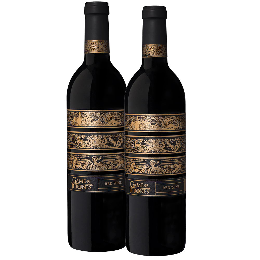 Game Of Thrones Red Blend 2 Pack